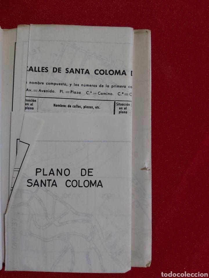 Folletos de turismo: SUPLEMENTO DE LA GUIA URBANA DE BARCELONA 1965 - Foto 4 - 183853998