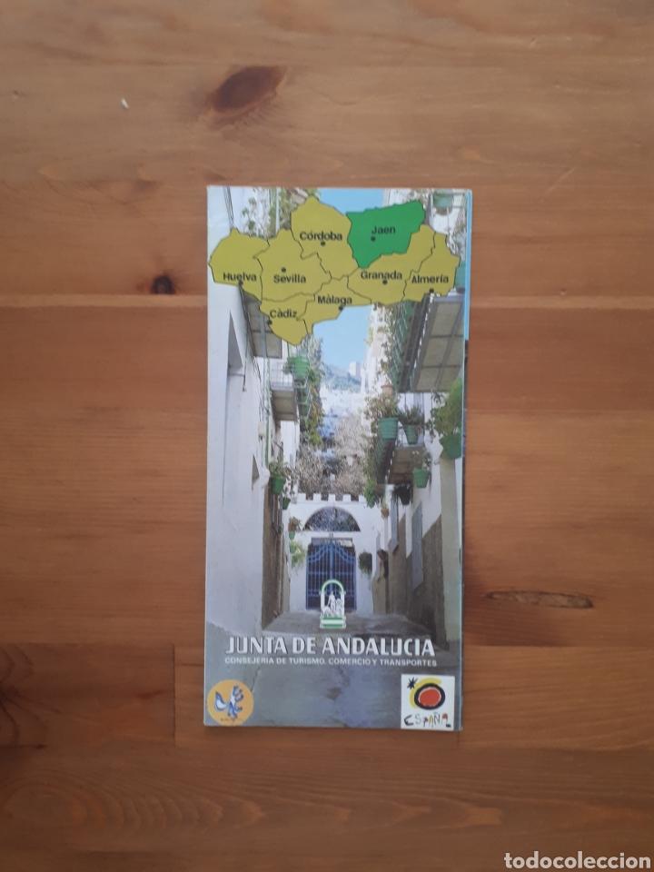 Folletos de turismo: Folleto turismo Jaén - Foto 2 - 184902717