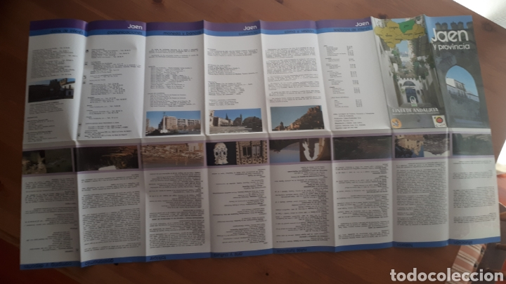 Folletos de turismo: Folleto turismo Jaén - Foto 3 - 184902717