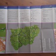 Folletos de turismo: FOLLETO TURISMO JAÉN. Lote 184902717