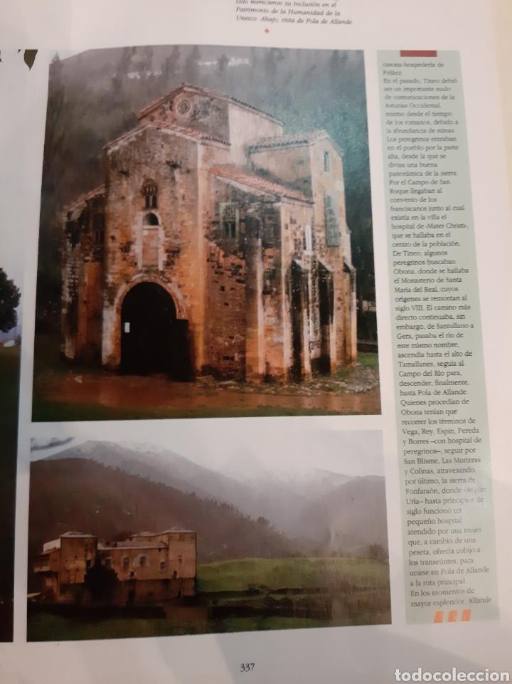 Folletos de turismo: El camino de Santiago Asturias a Galicia - Foto 3 - 186394720