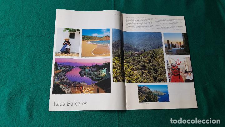 Folletos de turismo: FOLLETO ISLAS BALEARES - ILLES BALEARS (AÑOS 80) - Foto 2 - 186430307