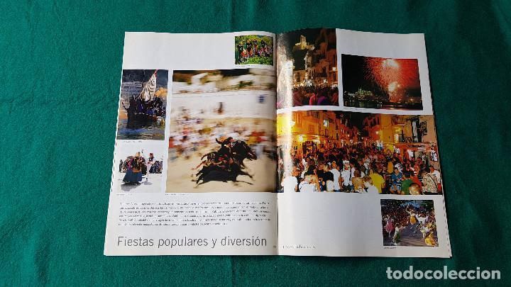 Folletos de turismo: FOLLETO ISLAS BALEARES - ILLES BALEARS (AÑOS 80) - Foto 3 - 186430307