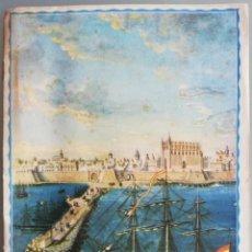 Folhetos de turismo: FOLLETO MALLORCA - 1946 - MAPA DE LA ISLA Y PLANO DE PALMA - FOMENTO DEL TURISMO.. Lote 190397532