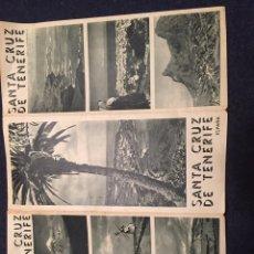 Folletos de turismo: FOLLETO TURÍSTICO CANARIAS. Lote 190404113