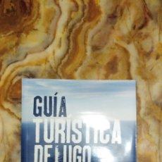 Folletos de turismo: GUÍA TURÍSTICA DE LUGO 2010. Lote 191556380