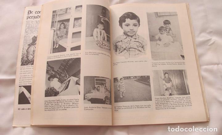 Folletos de turismo: FOLLETO FIESTAS 1972 EL ENTREGO ASTURIAS - Foto 2 - 191807268