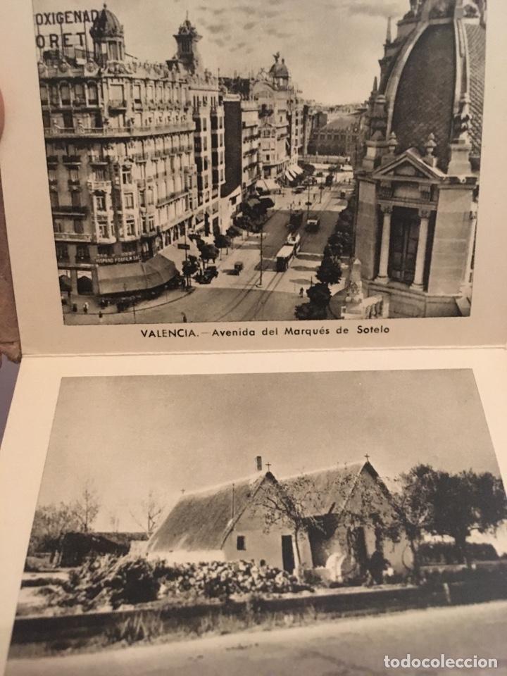 Folletos de turismo: FOTOGRAFÍAS PRIMERA SERIE RECUERDO DE VALENCIA - Foto 3 - 191826228