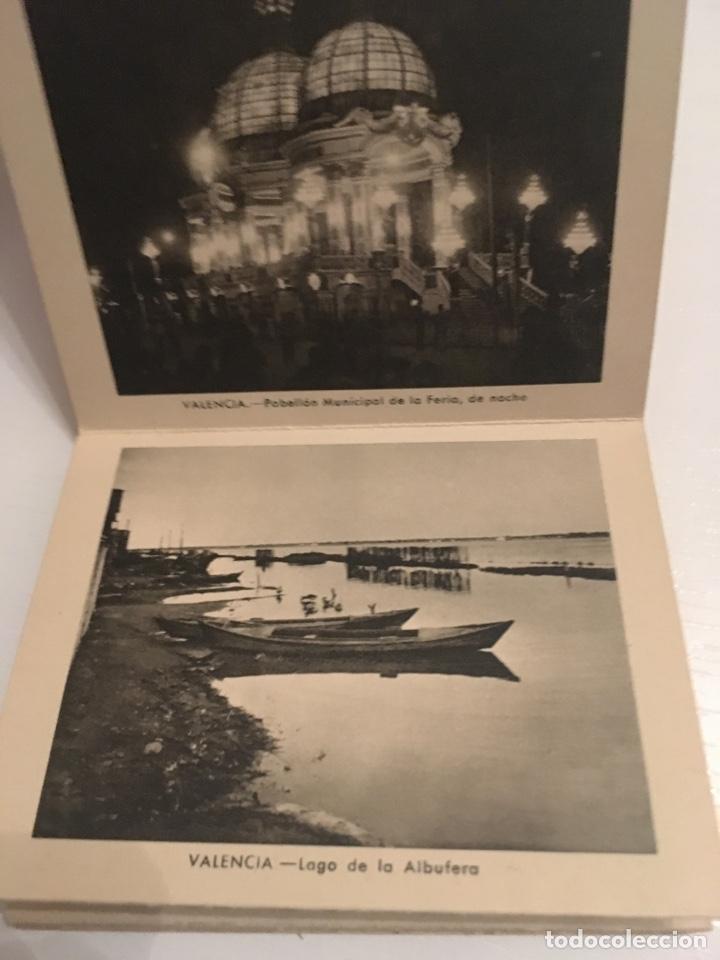 Folletos de turismo: FOTOGRAFÍAS PRIMERA SERIE RECUERDO DE VALENCIA - Foto 5 - 191826228