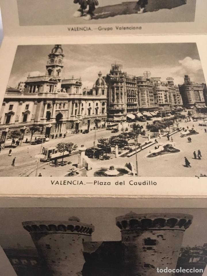 Folletos de turismo: FOTOGRAFÍAS PRIMERA SERIE RECUERDO DE VALENCIA - Foto 6 - 191826228