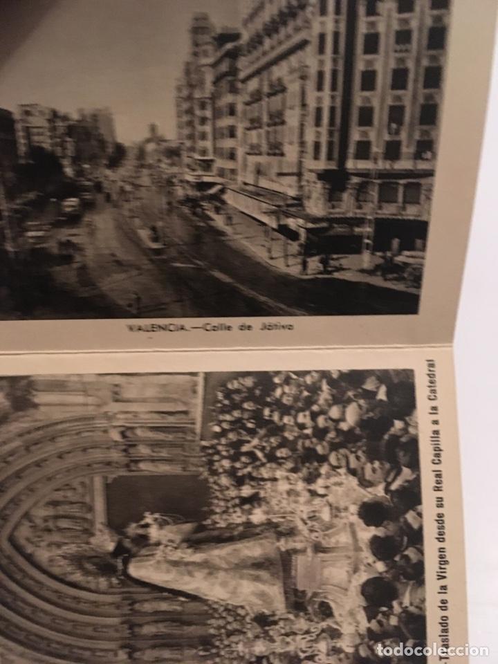 Folletos de turismo: FOTOGRAFÍAS PRIMERA SERIE RECUERDO DE VALENCIA - Foto 7 - 191826228