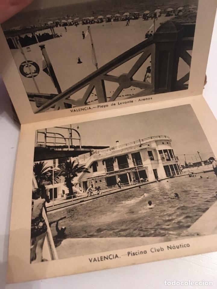 Folletos de turismo: FOTOGRAFÍAS PRIMERA SERIE RECUERDO DE VALENCIA - Foto 8 - 191826228