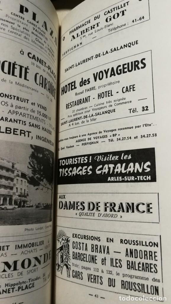 Folletos de turismo: GUIA DE VIAJE ROUSSILLON - Foto 2 - 191837722