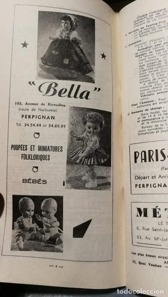 Folletos de turismo: GUIA DE VIAJE ROUSSILLON - Foto 7 - 191837722