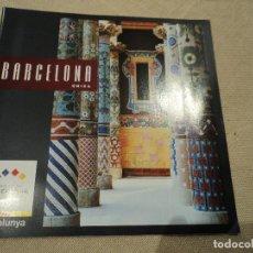 Folletos de turismo: TURISME DE BARCELONA 1994 21 X 21 CM. Lote 192166391
