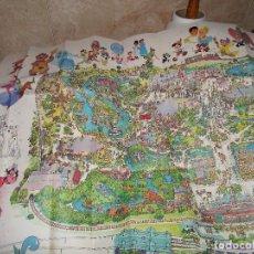 Folletos de turismo: MAGIC KINGDOM. Lote 192167003