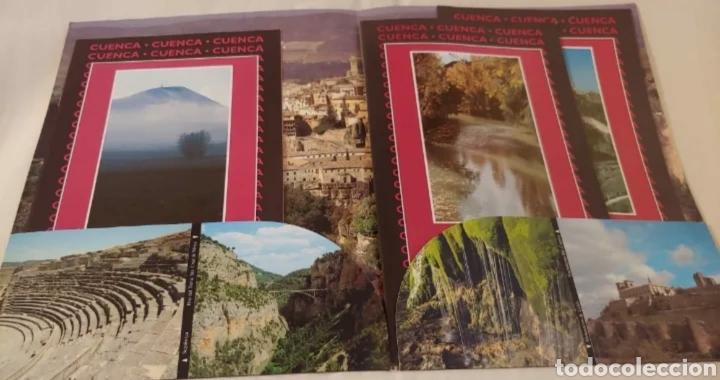Folletos de turismo: Rutas de Cuenca 2001 la Alcarria la Sierra y La Mancha - Foto 5 - 192227918