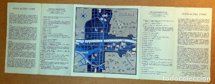Folletos de turismo: HEIDELBERG - (DOCUMENTO ANTIGUO) - Foto 2 - 194011696