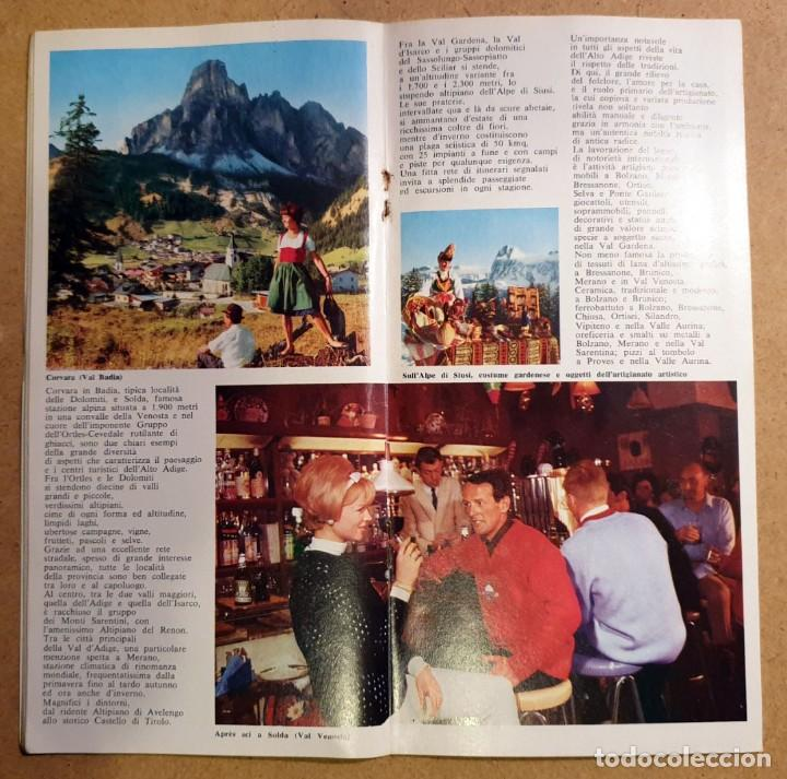 Folletos de turismo: DOLOMITI - (DOCUMENTO ANTIGUO) - Foto 11 - 194011856