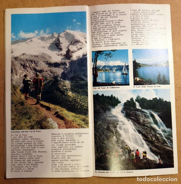 Folletos de turismo: DOLOMITI - (DOCUMENTO ANTIGUO) - Foto 17 - 194011856