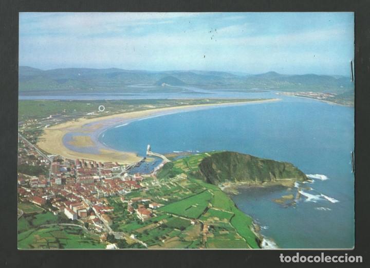 Folletos de turismo: FOLLETO CATALOGO RESIDENCIA VERANIEGA CORNISA DEL CANTABRICO - LAREDO - SANTANDER - Foto 2 - 194200807