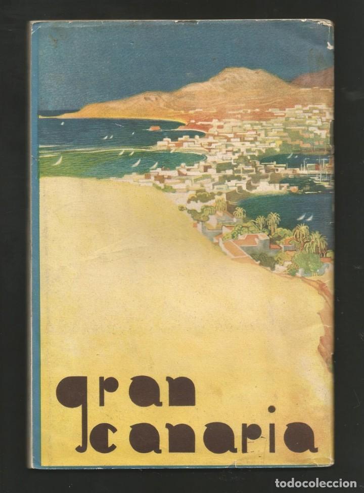 Folletos de turismo: FOLLETO TURISTICO GRAN CANARIA JUNTA PROVINCIAL DE TURISMO - Foto 2 - 194201585