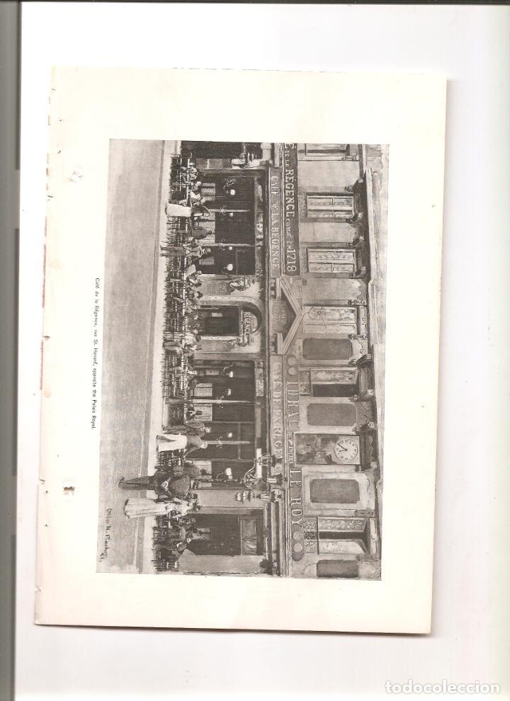 Folletos de turismo: 1155. PARIS TEATROS Y CONCIERTOS - Foto 2 - 194339355