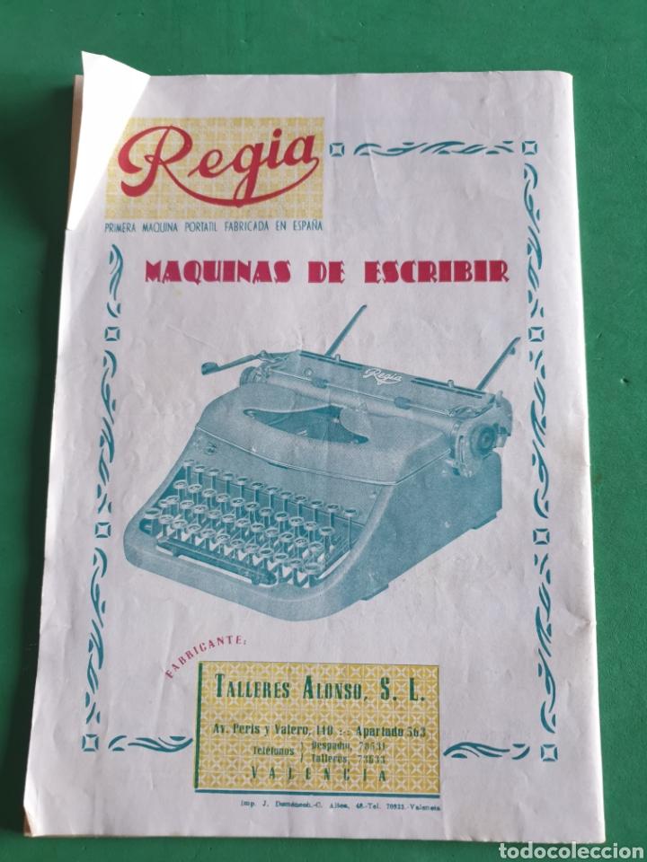 Folletos de turismo: El fallero mayor. Folleto marzo 1957. Valencia - Foto 10 - 194489028