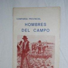 Folletos de turismo: CARNAVAL DE CHICLANA 1979 . Lote 194551530