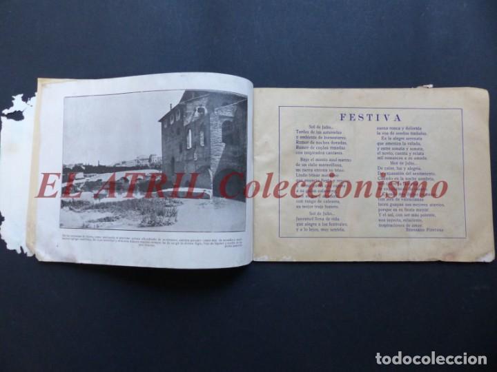 Folletos de turismo: ALCIRA, VALENCIA - RARO PROGRAMA DE FERIA Y FIESTAS CHORIOL - AÑO 1932 - Foto 6 - 194605681
