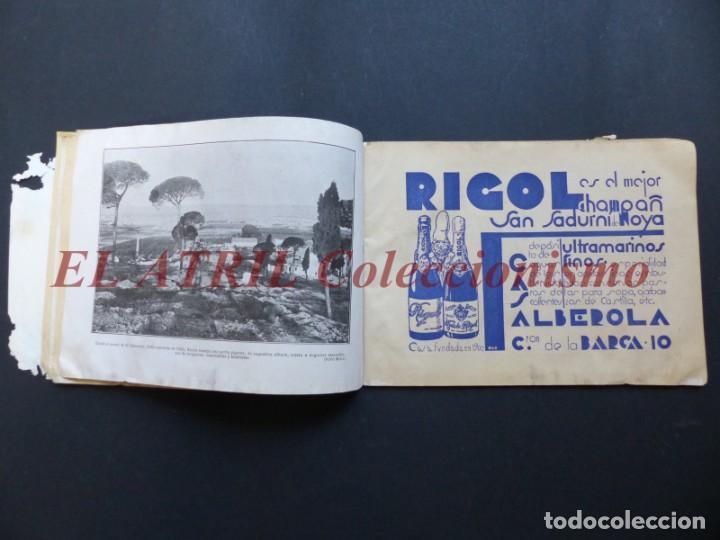 Folletos de turismo: ALCIRA, VALENCIA - RARO PROGRAMA DE FERIA Y FIESTAS CHORIOL - AÑO 1932 - Foto 10 - 194605681