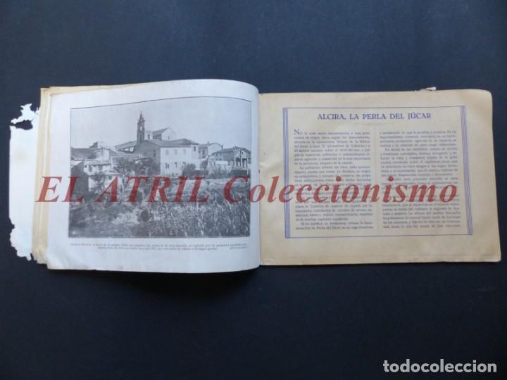 Folletos de turismo: ALCIRA, VALENCIA - RARO PROGRAMA DE FERIA Y FIESTAS CHORIOL - AÑO 1932 - Foto 12 - 194605681