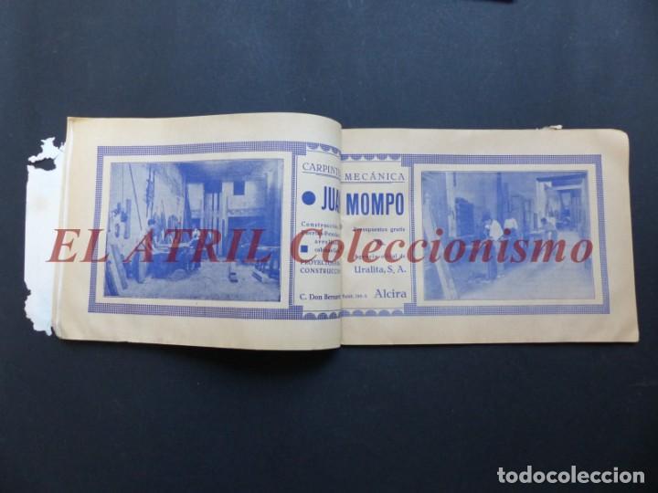 Folletos de turismo: ALCIRA, VALENCIA - RARO PROGRAMA DE FERIA Y FIESTAS CHORIOL - AÑO 1932 - Foto 14 - 194605681