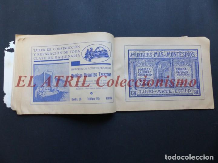 Folletos de turismo: ALCIRA, VALENCIA - RARO PROGRAMA DE FERIA Y FIESTAS CHORIOL - AÑO 1932 - Foto 20 - 194605681