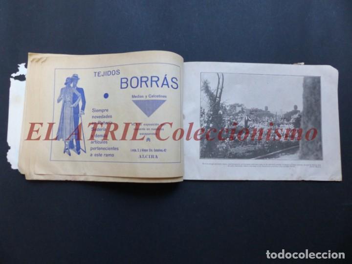 Folletos de turismo: ALCIRA, VALENCIA - RARO PROGRAMA DE FERIA Y FIESTAS CHORIOL - AÑO 1932 - Foto 22 - 194605681