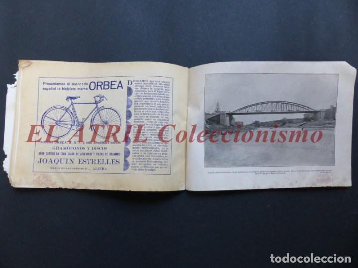 Folletos de turismo: ALCIRA, VALENCIA - RARO PROGRAMA DE FERIA Y FIESTAS CHORIOL - AÑO 1932 - Foto 28 - 194605681