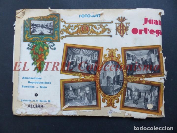 Folletos de turismo: ALCIRA, VALENCIA - RARO PROGRAMA DE FERIA Y FIESTAS CHORIOL - AÑO 1932 - Foto 33 - 194605681