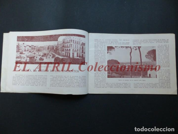 Folletos de turismo: ALCIRA, VALENCIA - EXPOSICION INTERNACIONAL BARCELONA, AÑO 1929, CATALOGO DE EXPOSITORES - Foto 4 - 194608737