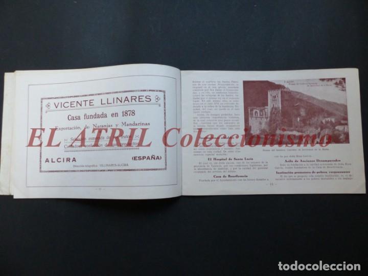 Folletos de turismo: ALCIRA, VALENCIA - EXPOSICION INTERNACIONAL BARCELONA, AÑO 1929, CATALOGO DE EXPOSITORES - Foto 8 - 194608737