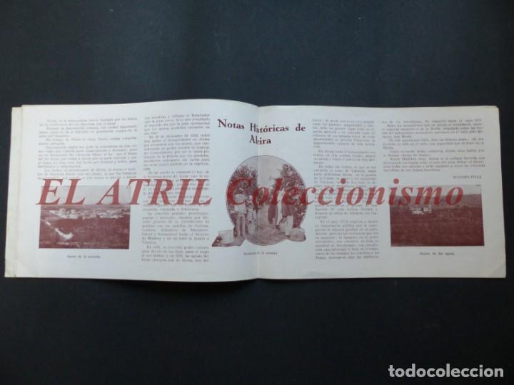 Folletos de turismo: ALCIRA, VALENCIA - EXPOSICION INTERNACIONAL BARCELONA, AÑO 1929, CATALOGO DE EXPOSITORES - Foto 10 - 194608737