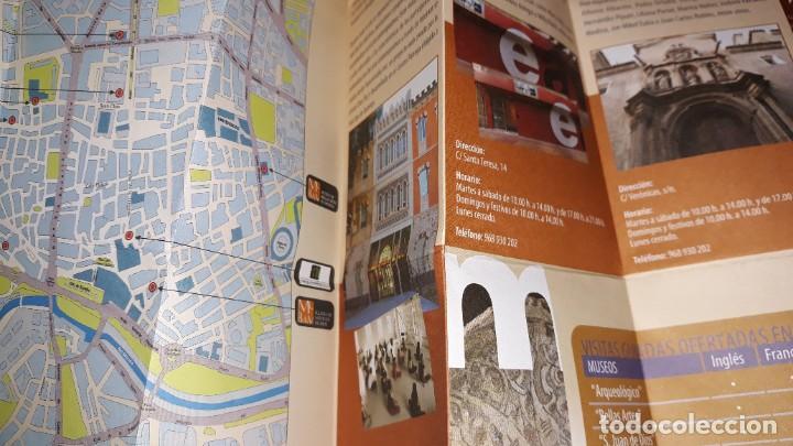 Folletos de turismo: MUSEOS REGIÓN MURCIA ARQUELOGÍA MÚSICA ARTES CIGARRALEJO MULA CATEDRAL SALZILLO MULA BARRANDA SAN JU - Foto 2 - 194620985