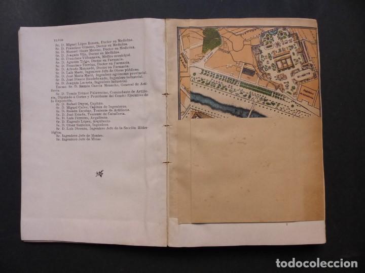 Folletos de turismo: GUIA DE VALENCIA - AÑO 1909, II Congreso de la Asociación Española para el Progreso de la Ciencias - Foto 6 - 194945707