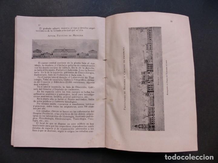 Folletos de turismo: GUIA DE VALENCIA - AÑO 1909, II Congreso de la Asociación Española para el Progreso de la Ciencias - Foto 8 - 194945707