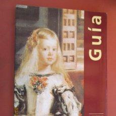 Folletos de turismo: GUÍA DEL MUSEO DEL PRADO - ESPAÑOL - ALICIA QUINTANA - ALDEASA 1994. . Lote 195038218