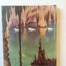 Folletos de turismo: ANTIGUO LIBRO FOLLETO TURISTICO CUEVAS DEL DRACH ( MALLORCA - LAS ISLAS BALEARES ) 1959. Lote 195139926