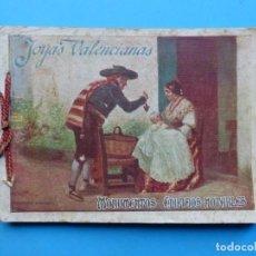 Folletos de turismo: GUIA - JOYAS VALENCIANAS - MONUMENTOS Y EDIFICIOS NOTABLES - AÑO 1913 - VER DESCRIPCION Y FOTOS. Lote 195164953