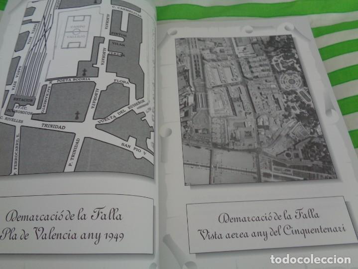 Folletos de turismo: EDICION LIMITADA A 500 - LLIBRET 50 ANIVERSARIO FALLA TRINITAT ALBORAYA 1950-1999 - FALLAS VALENCIA - Foto 2 - 195303608