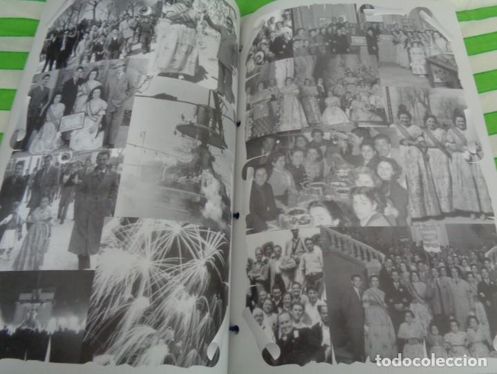 Folletos de turismo: EDICION LIMITADA A 500 - LLIBRET 50 ANIVERSARIO FALLA TRINITAT ALBORAYA 1950-1999 - FALLAS VALENCIA - Foto 14 - 195303608
