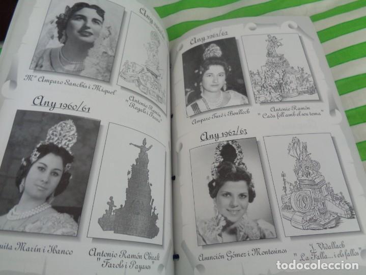 Folletos de turismo: EDICION LIMITADA A 500 - LLIBRET 50 ANIVERSARIO FALLA TRINITAT ALBORAYA 1950-1999 - FALLAS VALENCIA - Foto 19 - 195303608