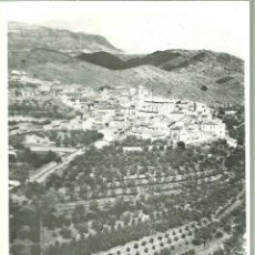 Folletos de turismo: 3631.- POBOLEDA PRIORAT - FOTOGRAFIA AMB PUBLICITAT DE CAN BOADA ARTICLES FOTOGRAFICS. Lote 195305311